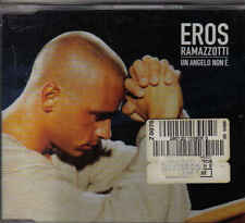 Eros Ramazotti-Un Angelo Non E cd maxi single