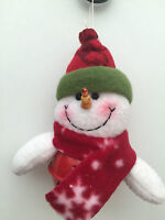 New Xmas Tree hanging decoration Bell Christmas Santa Snowman Reindeer Teddy
