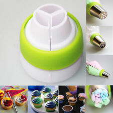 1PC Icing Piping Nozzles Tips Pastry Bag Cake Cupcake Sugarcraft Decor Tool