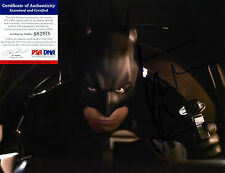 CHRISTIAN BALE SIGNED PSA/DNA COA 8X10 PHOTO AUTO AUTOGRAPH AUTOGRAPHED PSA P3