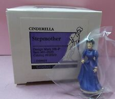 Olszewski 1991 Goebel Disney Cinderella's LADY TREMAINE Miniature Figurine