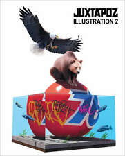 Juxtapoz Illustration Hard Cover Book 2