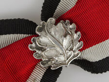 WWII German Oakleaves to Knights Cross of Iron Cross