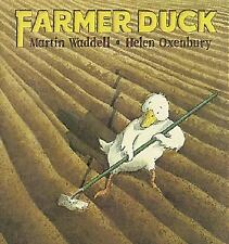 Big Books!: Farmer Duck by Martin Waddell (1996, Paperback, Reprint)