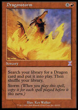 MTG DRAGONSTORM - POOR/ROVINATA DRACOTEMPESTA - TSP - MAGIC