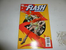 "THE FLASH ""Rebirth"" Comic - No 4 - Date 09/2009 - DC Comic"