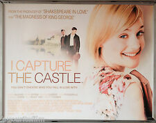 Cinema Poster: I CAPTURE THE CASTLE 2003 (Quad) Marc Blucas Romola Garai