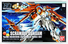 Bandai HG Build Fighters 047 SCRAMBLE GUNDAM 1/144 scale kit