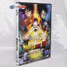 Dragon Ball Z - La Resurrección de Freezer DVD Región 1 y 4 ESPAÑOL LATINO