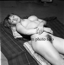 S2.2 NU NUDE REPRINT PHOTO FOTO 20 X 20CM FROM ORIGINAL PARIS-HOLLYWOOD NEG