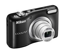"""Nikon Coolpix A10 Fotocamera Digitale Compatta, 16 Megapixel, Zoom 5X, LCD 2,8"""","""