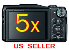 5x Clear LCD Screen Protector Guard Cover Film For Canon PowerShot SX720 HS