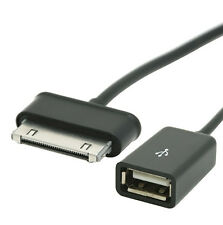 "OTG USB Host Adapter Cable for Samsung Galaxy Tab 2 7"" 8.9 P7300 Note 10.1 N8000"