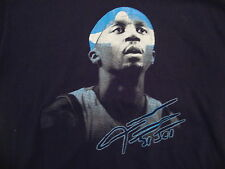 NBA Dallas Mavericks Jason Terry Basketball Fan Black T Shirt M