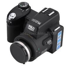 Lite DSLR Digital Telephoto Camera Photo 16MP CMOS 21X Optical Zoom Lens EU I1OQ