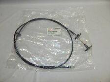 New OEM 1984-1991 Isuzu Trooper Pickup Front Engine Hood Pull Release Cable