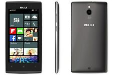 Blu Win JR 4G LTE (Grey) + 6 MONTH MANUFACTURER WARRANTY