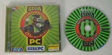 sega pc worldwide soccer 1994