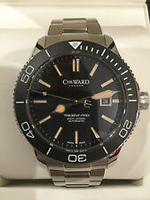 Christopher Ward C60 Trident Pro 600 Automatic Vintage Watch - Brand New - 43mm