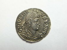 Roman Silver Siliqua Of Julian 2nd. Rev: Wreath. 360-361 AD. Arles Mint. (C522)