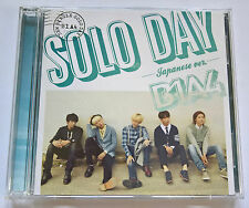 K-POP B1A4 SOLO DAY Japan Press Ver. B CD+DVD NO PHOTOCARD