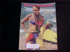 1969 Sports Illustrated 6th SWIM SUIT Jamee Becker Cover, Super Bowl III