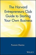 The Harvard Entrepreneurs Club Guide to Starting Your Own Business-ExLibrary