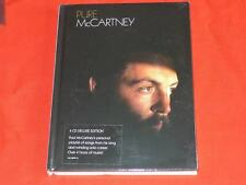 (SPECIAL OFFER) Pure McCartney [Deluxe Edition] by Paul McCartney 4CD Box Set