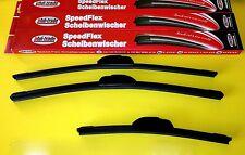 PREMIUM Scheibenwischer Komplettset vorne + hinten für  VW Golf 4 / IV VW Bora