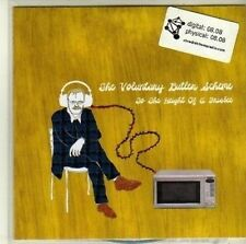 (CI889) The Voluntary Butler Scheme, To The Height of a Frisbee - 2011 DJ CD