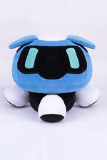 Overwatch Mei Cosplay Frozen Drone Robot Plush Pillow Cute Stuffed Doll 30cm