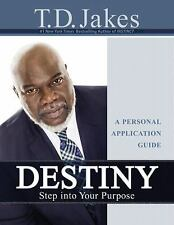 Destiny Personal Application Guide by T.d. Jakes (2015, Paperback)