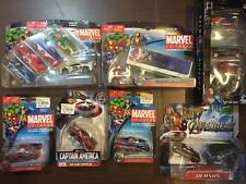 Avengers Vehicle set of 11 Not iron man captain batman spawn macfarlane sideshow