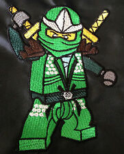 Personalised Lego Ninjago Lloyd School/PE/Gym/Baby/Drawstring Bag