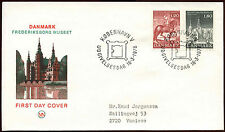 Denmark 1978 National History Museum FDC First Day Cover #C22545