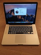 "Apple MacBook Pro 15"" 2013 Retina 2.6ghz i7 16gb 1tb SSD In Excellent Condition"