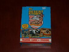 Desert Storm cards w/ Box - Coalition for Peace