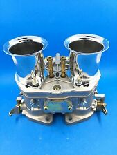 48IDF oem carburetor + air horns replacement for Solex Dellorto Weber EMPI 48MM