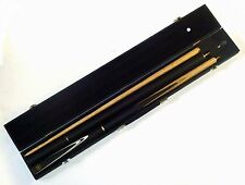 BUFFALO 5 PIECE SNOOKER CUE AND CASE