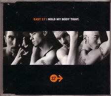 East 17: Hold My Body Tight (Maxi CD) 4 Versionen (1995)