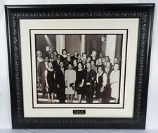 "Martin Luther King Jr. W/Family & Friends 23"" x 20"" Black & White Phot... Lot 29"