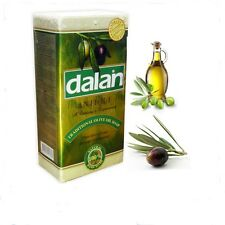 Dalan Antique  Hand  Made Olive Oil Soap  5 X 180GR.  (ANTIOXIDANT)