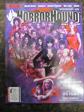 Horror Hound Special March 2012 Uncirculated Women In Horror