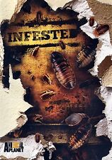 Infested!(BRAND NEW DVD!)ANIMAL PLANET, DOCUMENTARY,ON INFESTED HOMES, ETC...