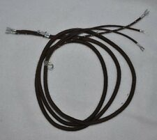 Replacement Handset cord for Western Electric 302 Telephone - Cloth covered wire