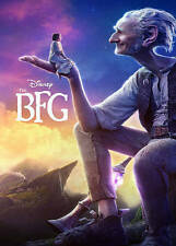 BFG (Blu-ray) Bluray Only - Opened - Unwatched Bluray