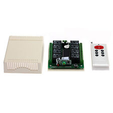 DC 12V 8CH Remote Control Switch Transmitter Receiver Module High Quality