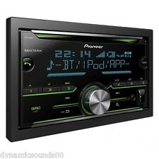 Pioneer FH-X730BT Bluetooth USB iPod iPhone Control DoubleDin Car Stereo Mixtrax