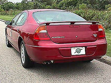 UNPAINTED CHRYSLER 300M CUSTOM STYLE II SPOILER 1999-2004