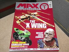 Max Modeller Magazine Issue 1 Nov 2009 - Fine Molds 1/72 X-Wing, Kawasaki Ninja